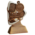 Triad Resin -Swimming Swimming Trophy Awards