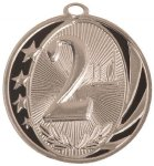 MidNite Star Medal -2nd Place Track Trophy Awards