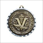 Diamond Cut Medal - Victory Victory Trophy Awards
