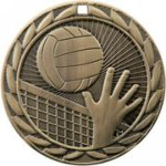 FE Series Medals -Volleyball  Volleyball Trophy Awards