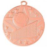 Superstar Medal -Volleyball Volleyball Trophy Awards