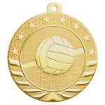 Starbrite Medal -Volleyball  Volleyball Trophy Awards